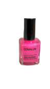 Orchid (bright pink with an iridescent undertone, color appears flat) Compare to Zoya ZP894